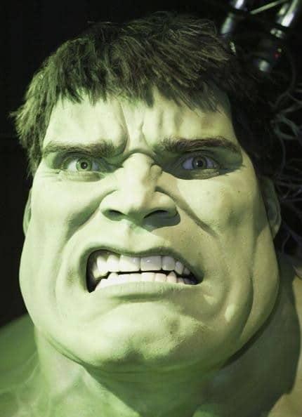 Unveiling Of Interactive Hulk
