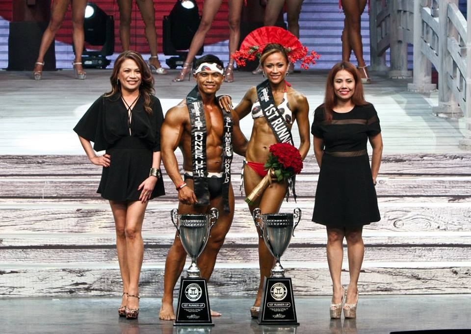 1st Runner-up: Manuel Nuezca & Maria Ten Franco