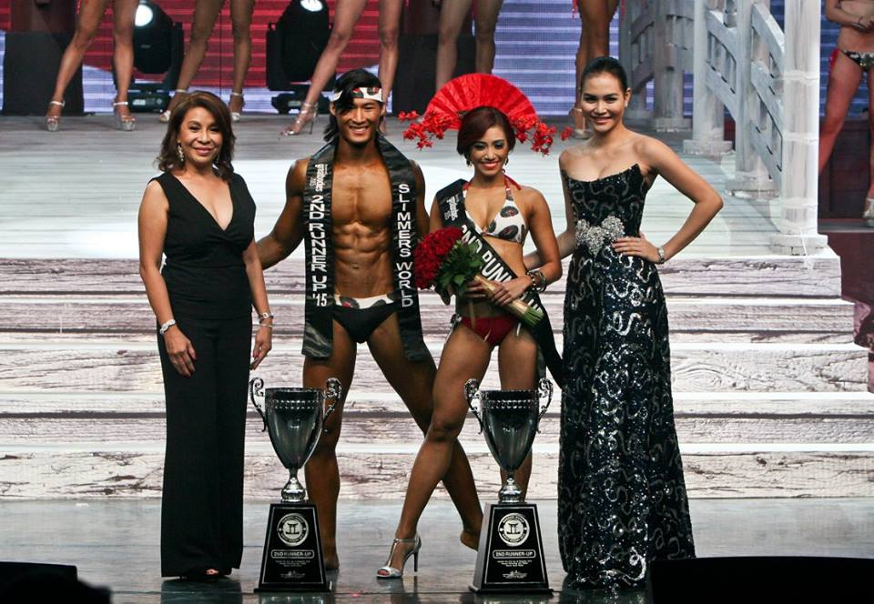 2nd Runner-up: Cedric Roxas & Shara Clemente
