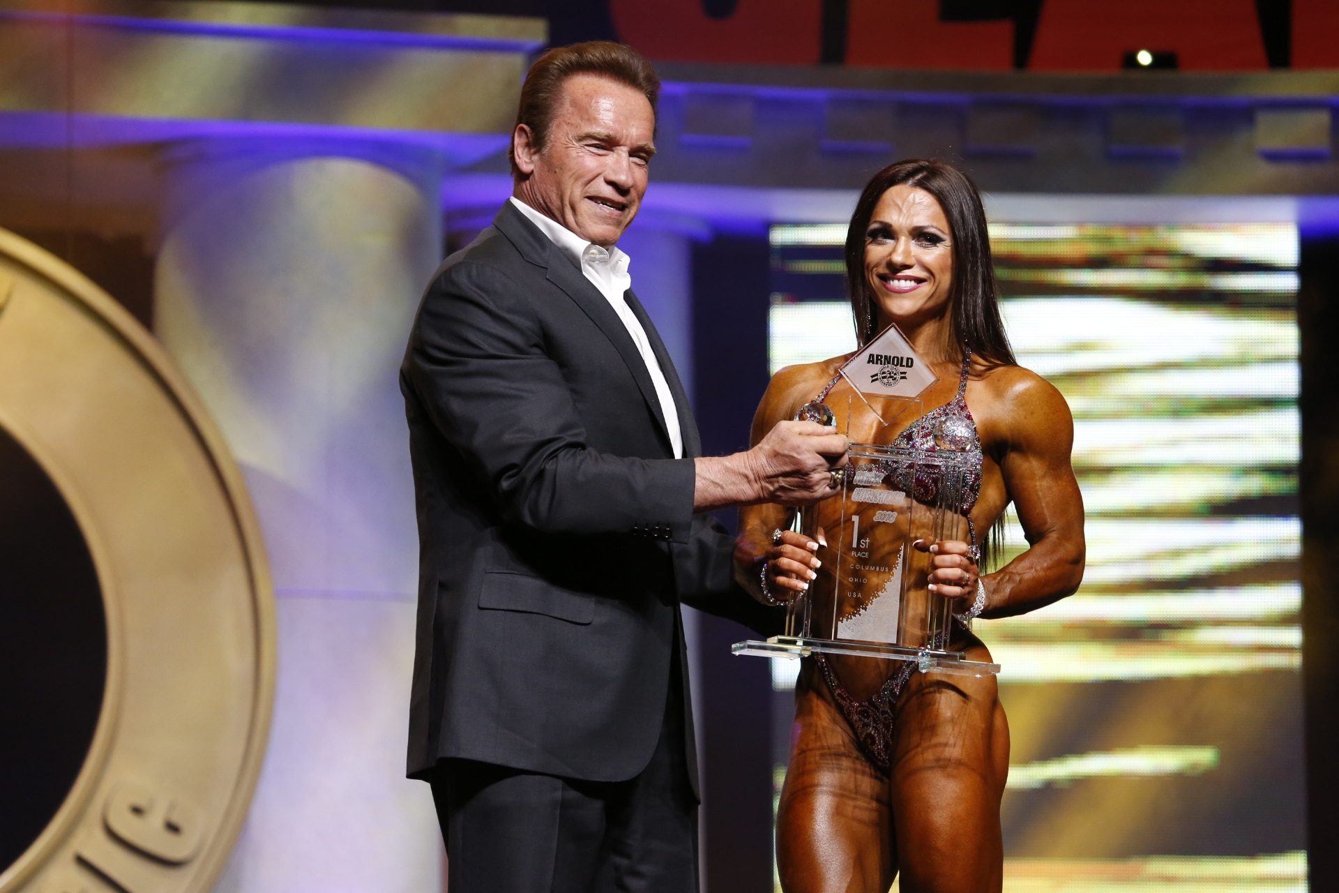 Fitness International Winner Oksana Grishina