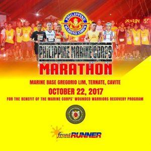 3rd Philippine Marine Corps Marathon @ Marine Base Gregorio Lim | Ternate | Calabarzon | Philippines